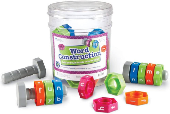 Learning Resources Word Construction - TOYBOX Cyprus