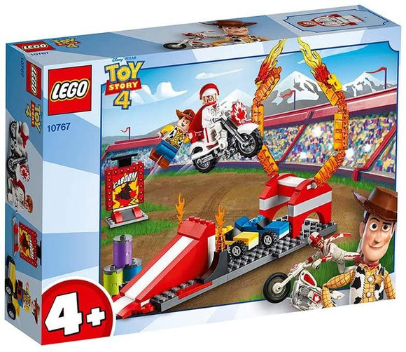 LEGO 10767 Toy Story Duke Caboom's Stunt Show - TOYBOX Toy Shop
