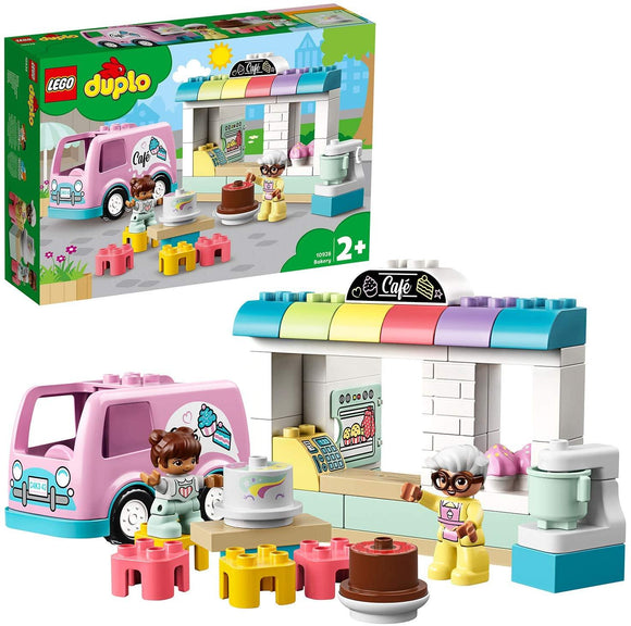LEGO 10928 DUPLO Town Bakery - TOYBOX Toy Shop