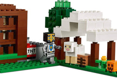 LEGO 21159 Minecraft The Pillager Outpost Action Figures - TOYBOX Toy Shop