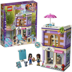 LEGO 41365 Friends Emma's Art Studio Playset Tools & Construction LEGO