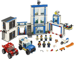 LEGO 60246 City Police Station Fun Building Set for Kids - TOYBOX Toy Shop