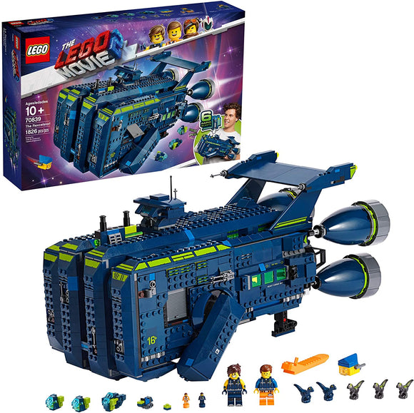 LEGO 70839 LEGO THE MOVIE 2 The Rexcelsior Building Kit - TOYBOX Toy Shop
