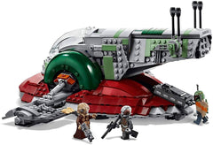 LEGO 75243 Star Wars Slave I - 20th Anniversary Edition, Boba Fett's Starship, Episode 5 The Empire Strikes Back - TOYBOX Cyprus