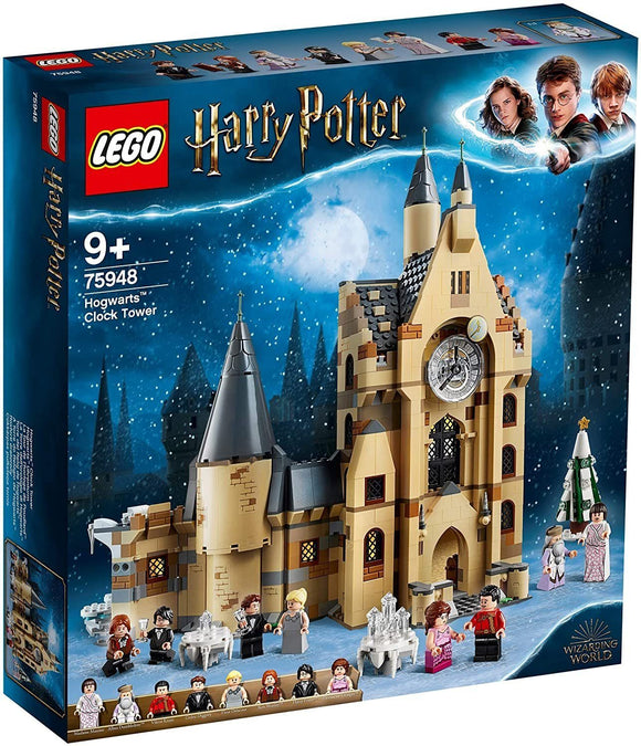 LEGO 75948 Harry Potter Hogwarts Castle Clock Tower Toy - TOYBOX Toy Shop