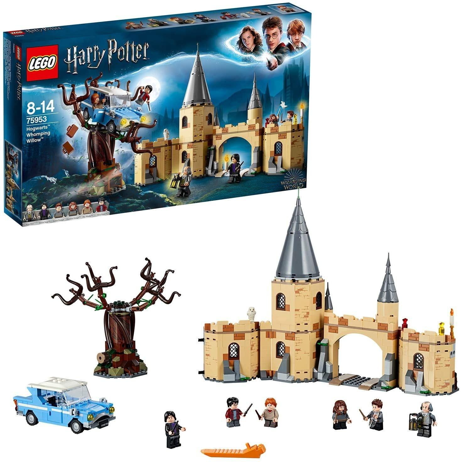 LEGO 75953 Harry Potter Hogwarts Whomping Willow Toy - TOYBOX Cyprus