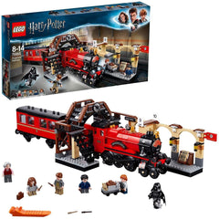LEGO 75955 Harry Potter Hogwarts Express Train Toy, Wizarding World Fan Gift, Building Sets for Kids Playset LEGO