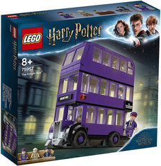 LEGO 75957 Harry Potter Knight Bus Toy, Triple-decker Collectible Set with Minifigures - TOYBOX Toy Shop