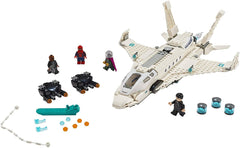 LEGO 76130 Marvel Spider Man Far From Home: Stark Jet and the Drone Attack - TOYBOX Toy Shop