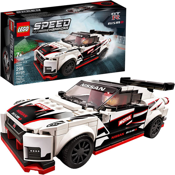 LEGO 76896 Speed Champions Nissan GT-R NISMO Building Set - TOYBOX Toy Shop
