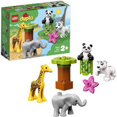 LEGO Duplo 10904 Town Baby Animals - TOYBOX Toy Shop