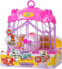 Little Live Pets Surprise Dragon Crystal Cage - TOYBOX Cyprus