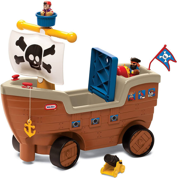 Little Tikes 622113M Pirate Ship - TOYBOX Toy Shop