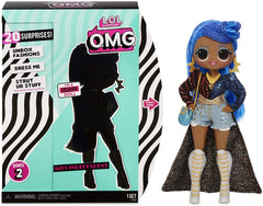 L.O.L. Surprise! O.M.G. Miss Independent Fashion Doll with 20 Surprises - TOYBOX Toy Shop