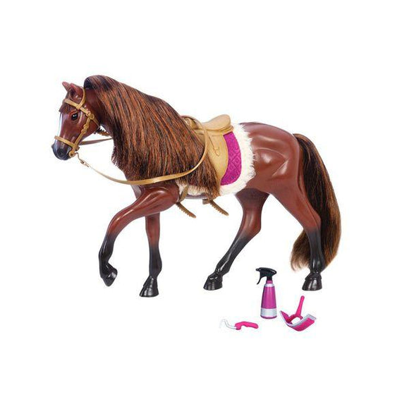 LORI Brown American Quarter Horse - TOYBOX Toy Shop