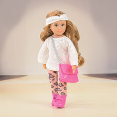 LORI Doll Lively in Leopard Outfit for 6-inch Doll - TOYBOX Toy Shop