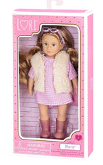 LORI Nora 6-Inch Doll by Our Generation - TOYBOX Toy Shop