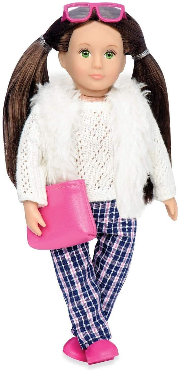 LORI Witney 6-Inch Doll by Our Generation Dolls Lori