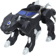 Marvel Black Panther 2-in-1 Panther Jet Vehicle Action Toy Marvel