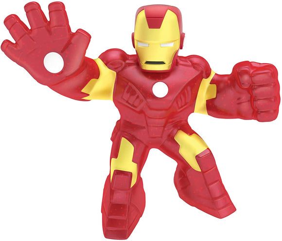 Marvel Heroes of Goo Jit Zu 41056 Iron Man - TOYBOX Cyprus