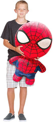 "Marvel Spiderman 30"" Inflate-A-Hero - TOYBOX Toy Shop"