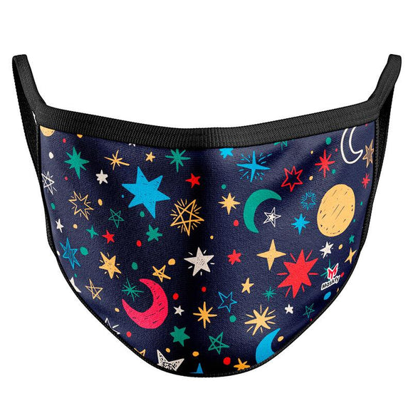 Maskfy Reusable Mask Galaxy for Children - TOYBOX Cyprus