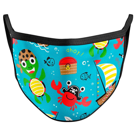 Maskfy Reusable Mask Pirats for Children - TOYBOX Cyprus