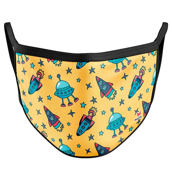 Maskfy Reusable Mask Rockets For Children - TOYBOX Cyprus