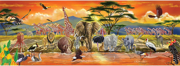 Melissa & Doug 12873 Safari Floor Puzzle - 100 Pieces - TOYBOX Cyprus