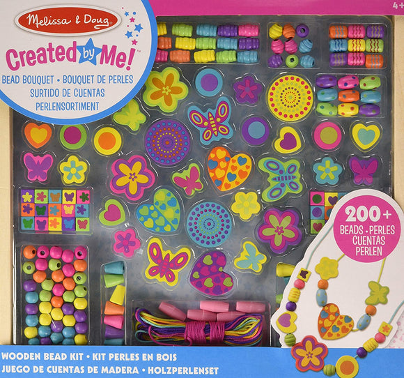 Melissa & Doug 14169 Created by Me! Bead Bouquet - TOYBOX Cyprus