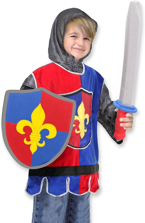 Melissa & Doug 14849 Knight Role Play Costume - TOYBOX Cyprus