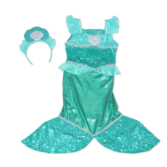 Melissa & Doug 18501 Mermaid Role Play Costume Set - TOYBOX Cyprus