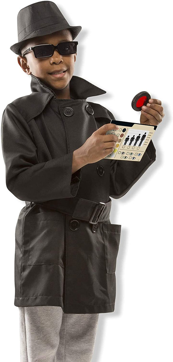 Melissa & Doug 18518 Spy Role Play Costume - TOYBOX Cyprus