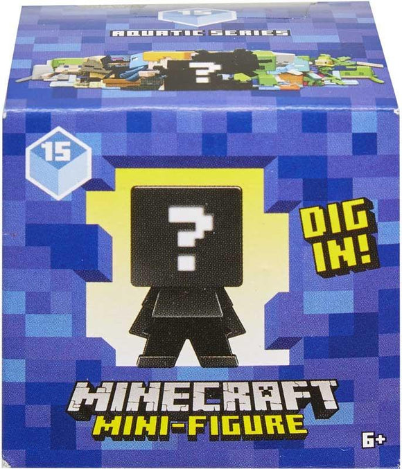 Minecraft FXT80 Mini-Figures Blind Boxed Collectibles Minecraft