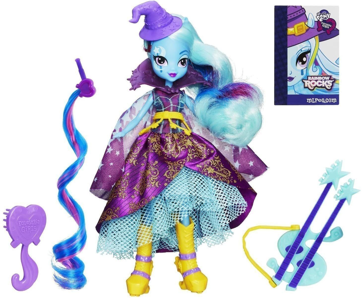 My Little Pony Equestria Girls Rainbow Rocks TRIXIE LULAMOON - TOYBOX Toy Shop
