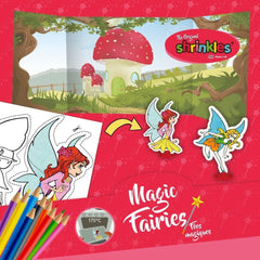 Original Shrinkles Magical Fairies (Mini Craft Pack) - TOYBOX Cyprus