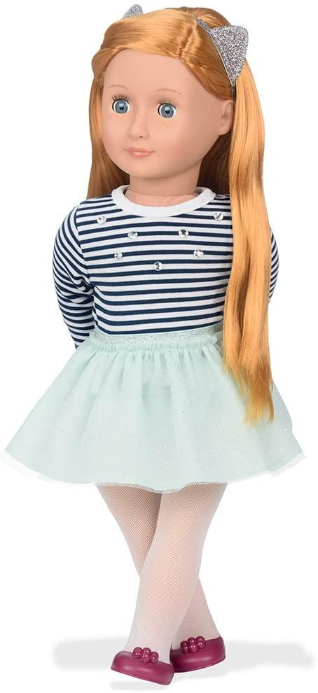 Our Generation Arlee Doll 18 inch BD31104 Dolls Our Generation