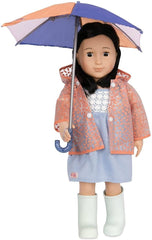 Our Generation Brighten up a Rainy Day Deluxe Outfit BD30295Z Dolls Our Generation