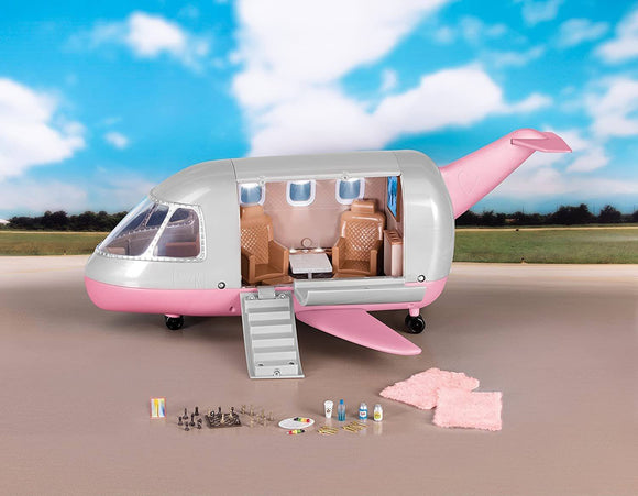 Our Generation LORI LO37036Z Private Jet - TOYBOX Toy Shop