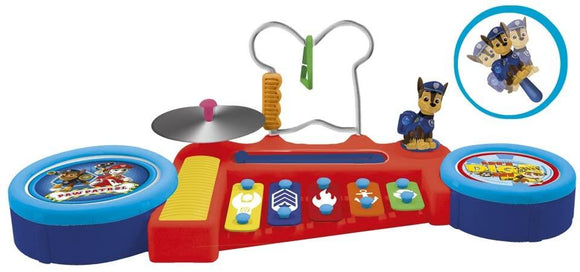 PAW PATROL 2521 – Percussion Musical Instrument Set - TOYBOX Cyprus