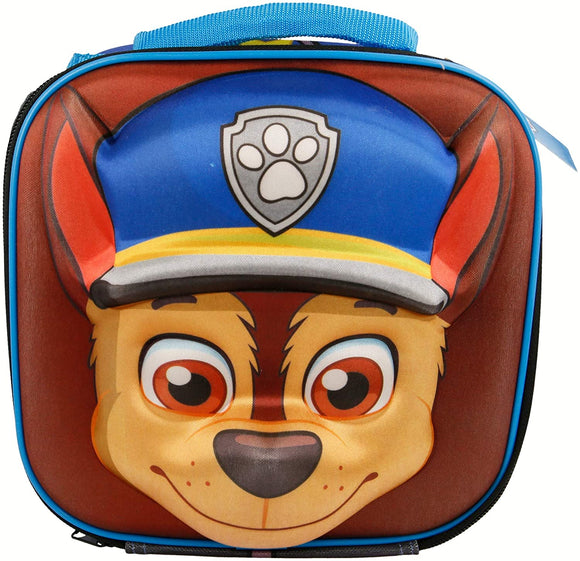 Paw Patrol 3D Chase Lunch Bag - TOYBOX Cyprus