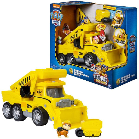 Paw Patrol 6046466 Ultimate Rescue Construction Truck - TOYBOX Cyprus