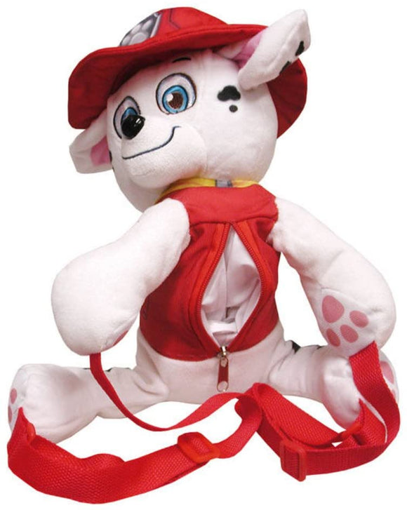 Paw Patrol Chase Character Plush Backpack 40cm - TOYBOX Cyprus