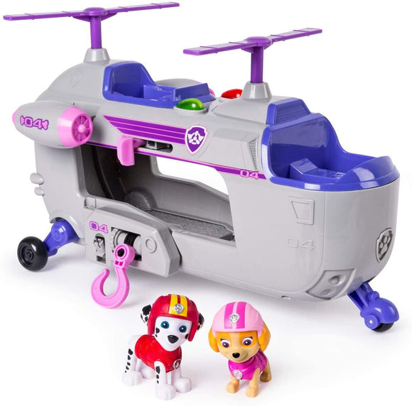 PAW PATROL Skye's Ultimate Rescue Helicopter - TOYBOX Cyprus