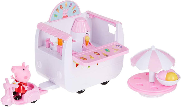 Peppa Pig 06297 Ice Cream Van - TOYBOX Toy Shop