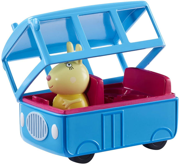 Peppa Pig 06576 Vehicle - School Bus - TOYBOX Toy Shop