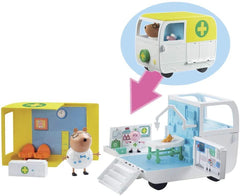 Peppa Pig 6722 Mobile Medical Centre - TOYBOX Toy Shop
