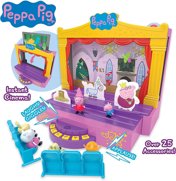 Peppa Pig 6964 Stage Playset - TOYBOX Toy Shop