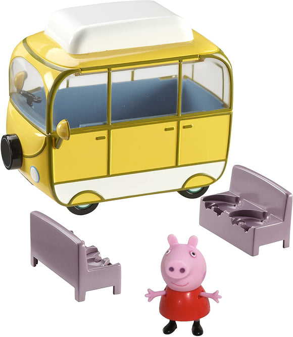 Peppa Pig Campervan Vehicle Playset Playset Peppa Pig