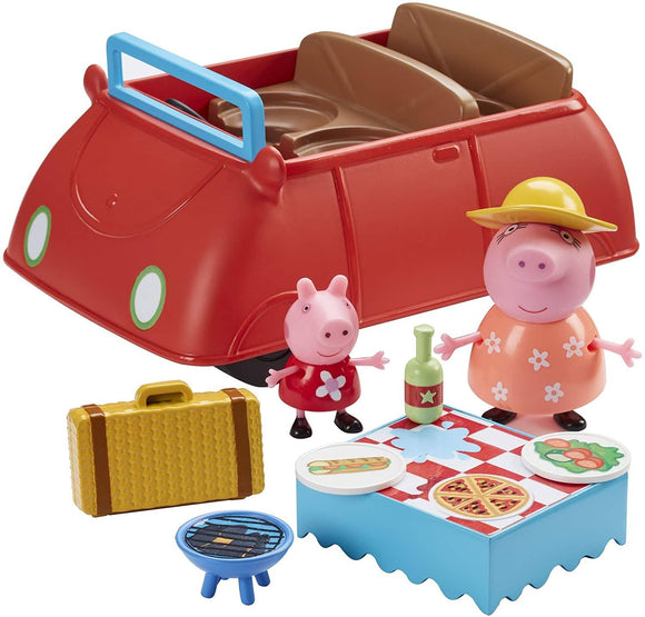 Peppa Pig Peppa's Big Red Car - TOYBOX Toy Shop